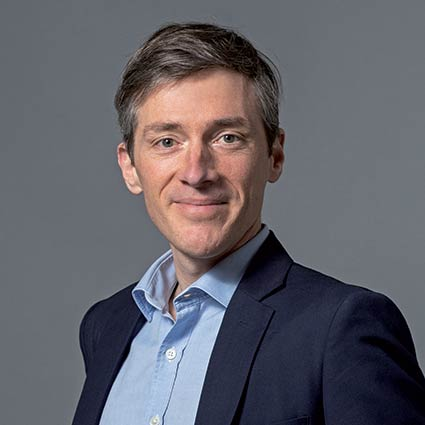 Nicolas Olivès, Directeur de Participations iXO PE