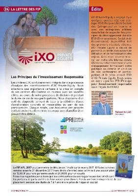 Lettre FIP iXO n°24