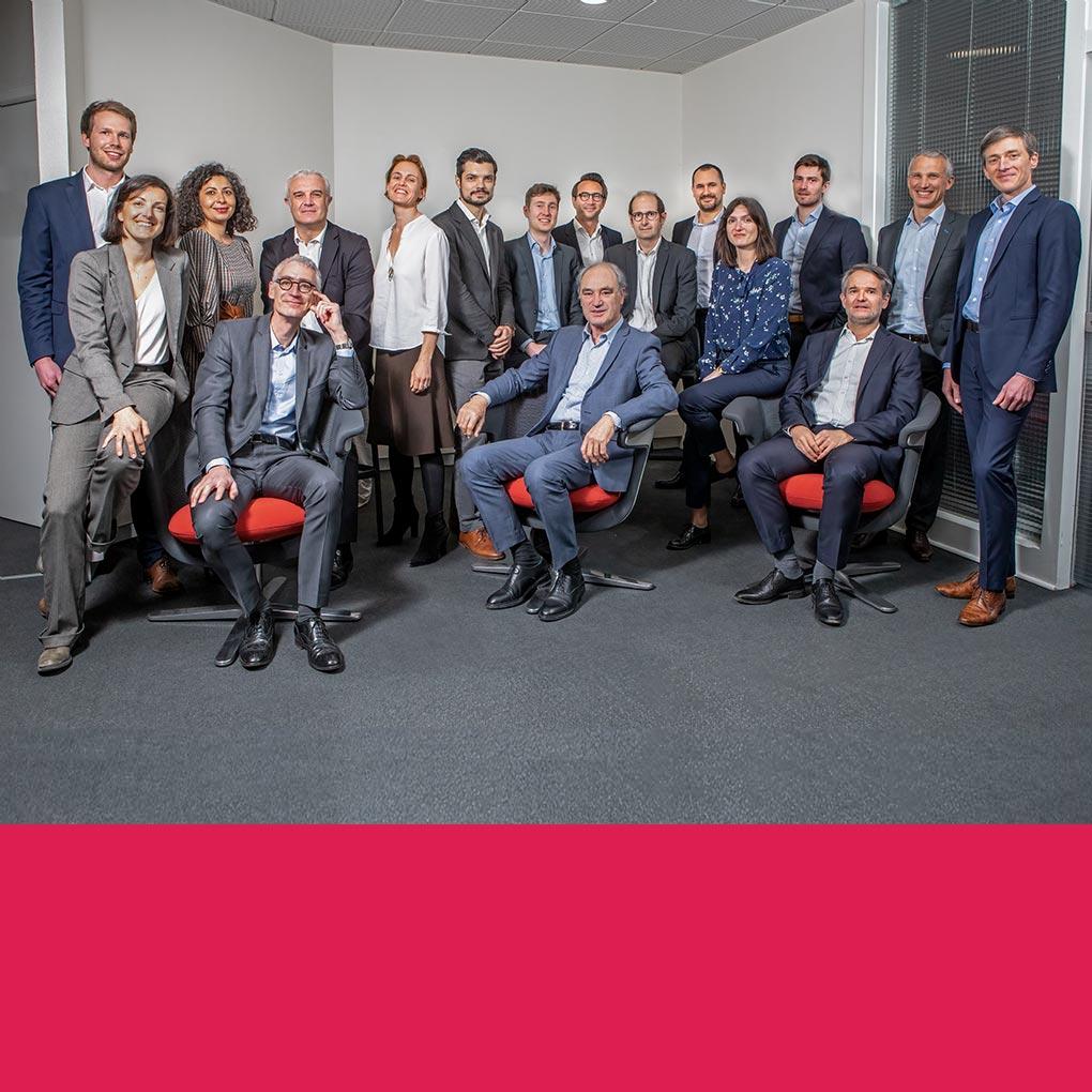 Notre équipe investisseur, iXO PE