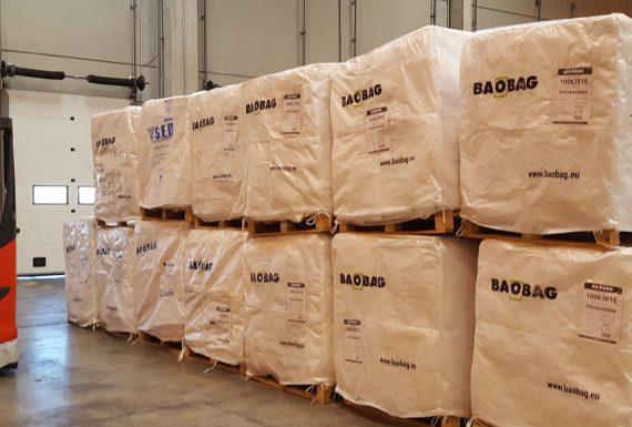 LBO France annonce l'acquisition d'une participation majoritaire dans Baobag, acteur européen de premier plan dans la distribution de Big Bags