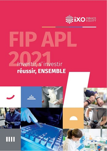 iXO Private Equity lance le FIP APL 2021